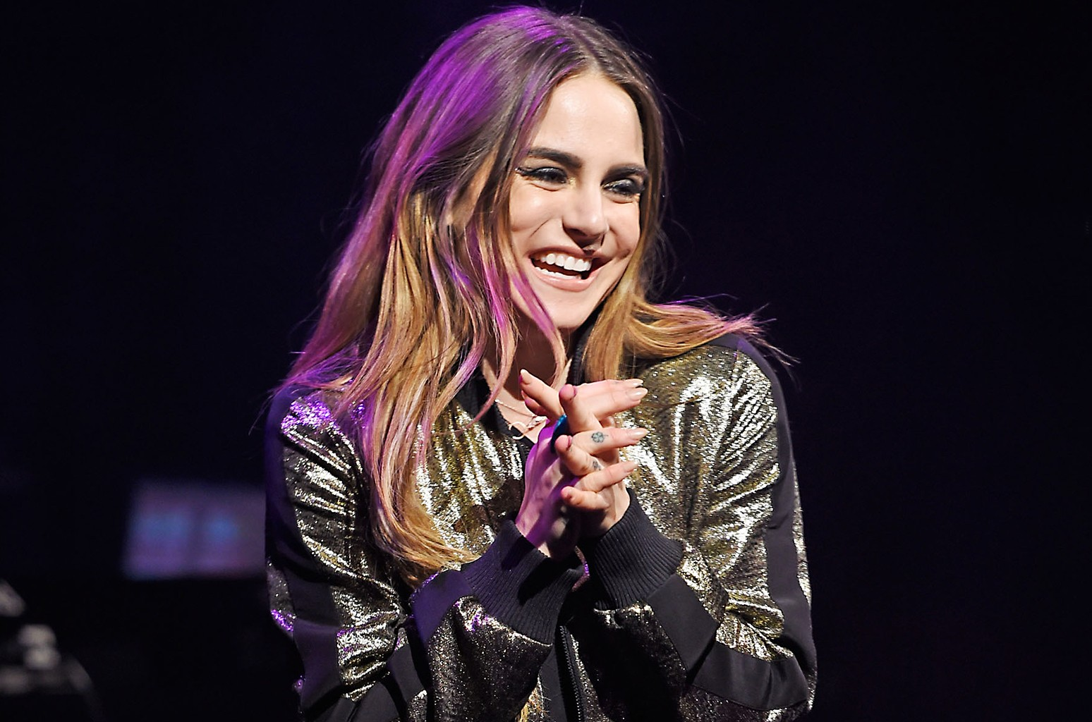 JoJo performs at Headliners Music Hall on April 1, 2017 in Louisville, Ky.
