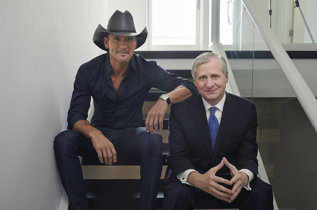 Jon Meacham Tim McGraw