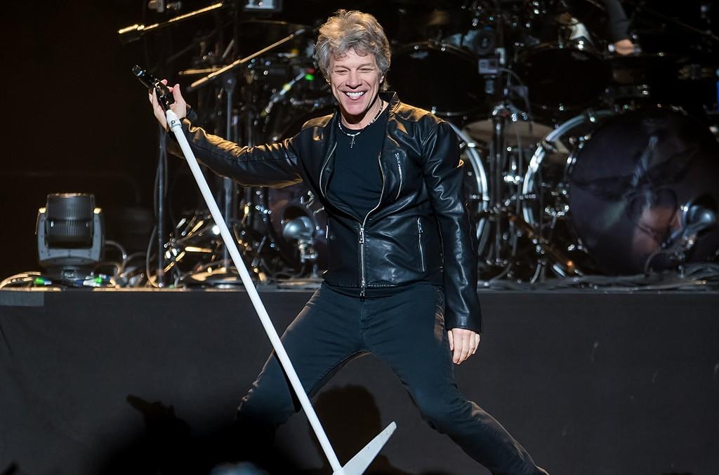 Jon Bon Jovi, 2017