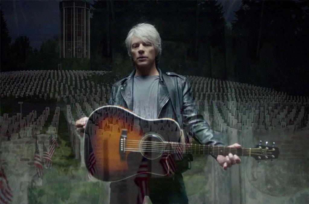 """Bon Jovi, """"Unbroken"""""""
