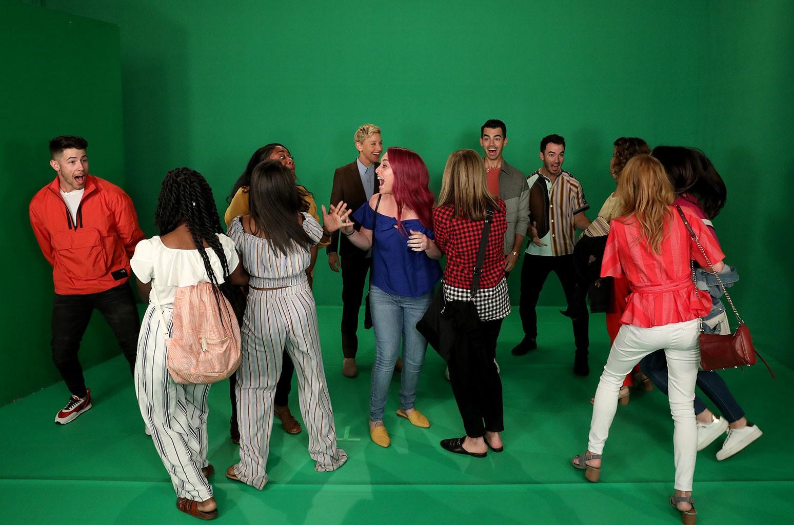 Jonas Brothers Ellen Show