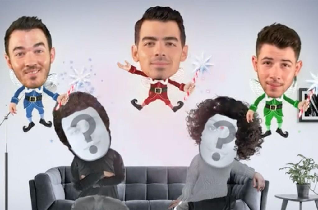 Jonas Brothers Jib Jab