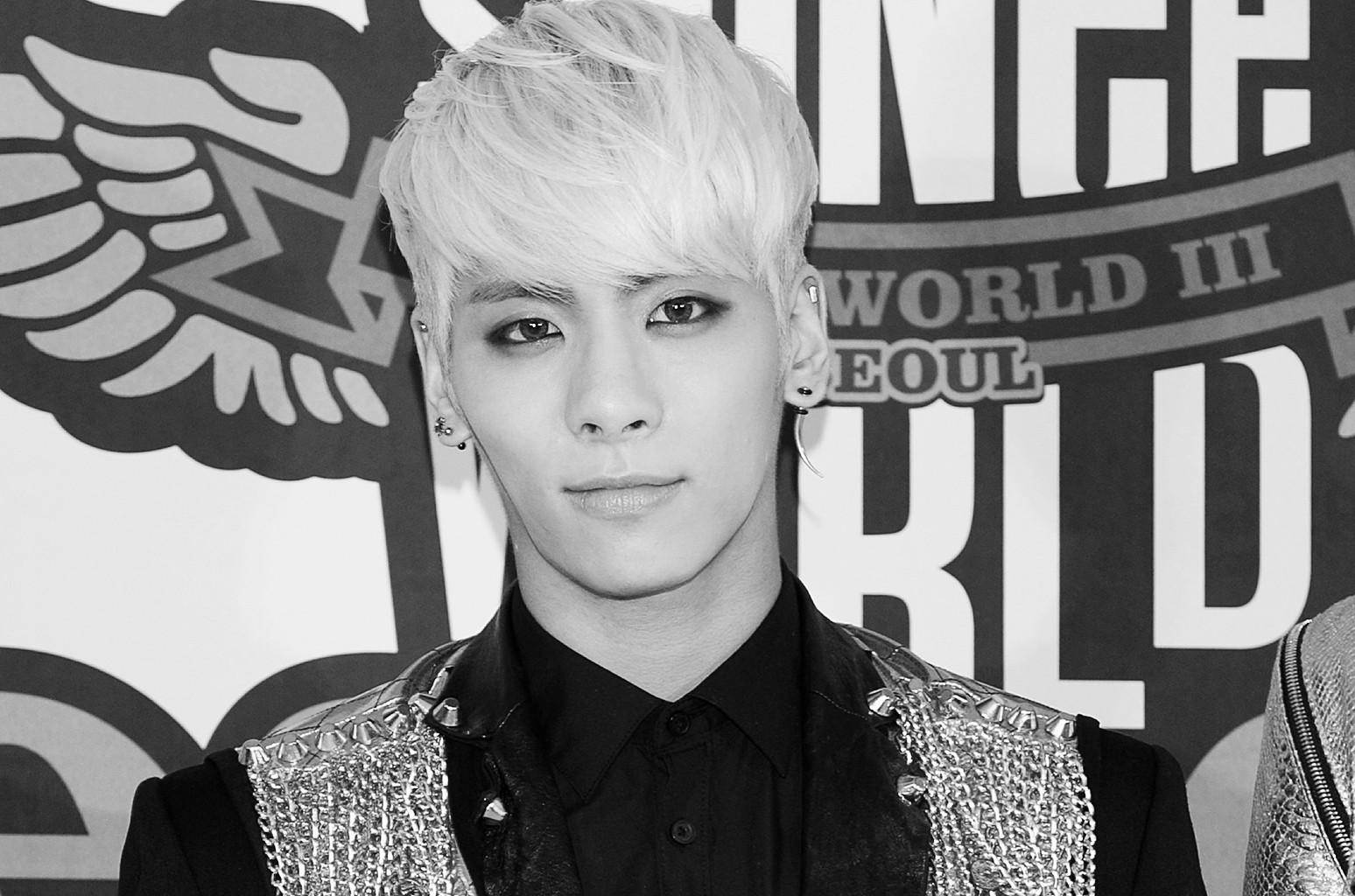 Jonghyun of SHINee