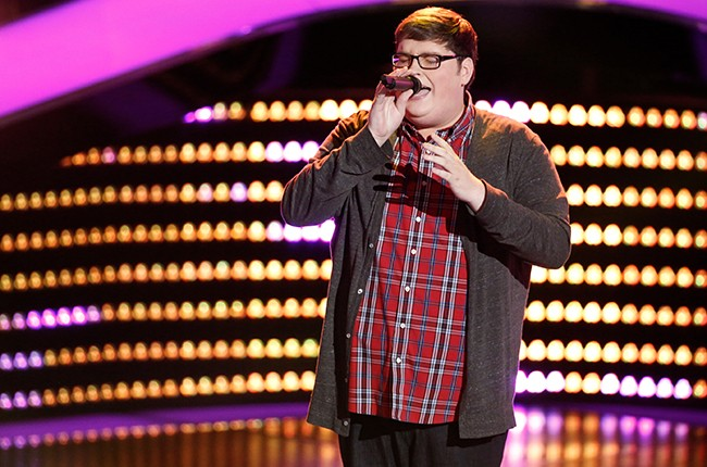 Jordan Smith The Voice