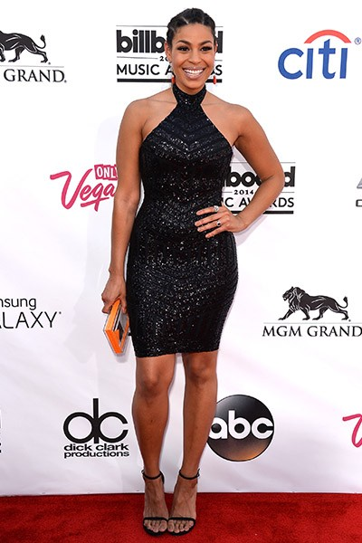Jordin Sparks at the 2014 Billboard Music Awards