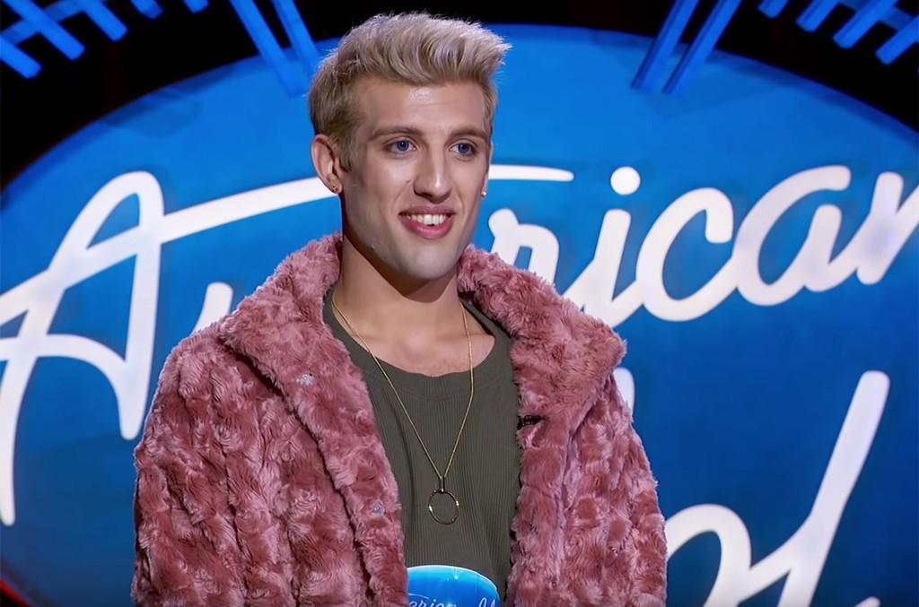 Gay contestant jeremiah lloyd harmon eliminated