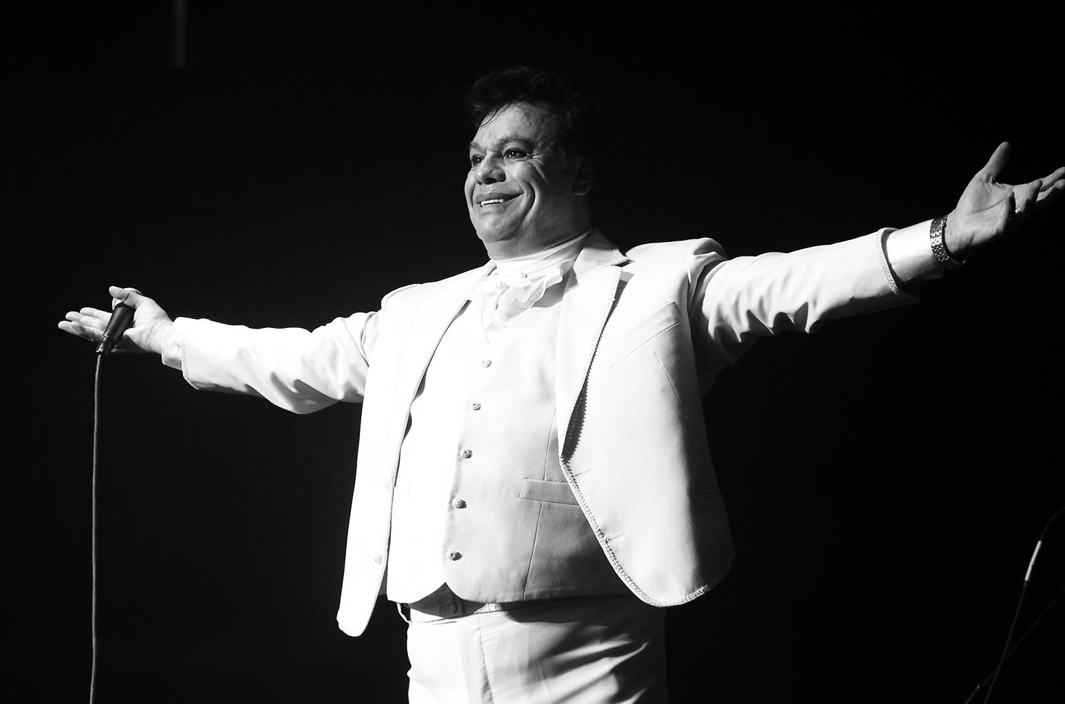 Juan Gabriel in 2015