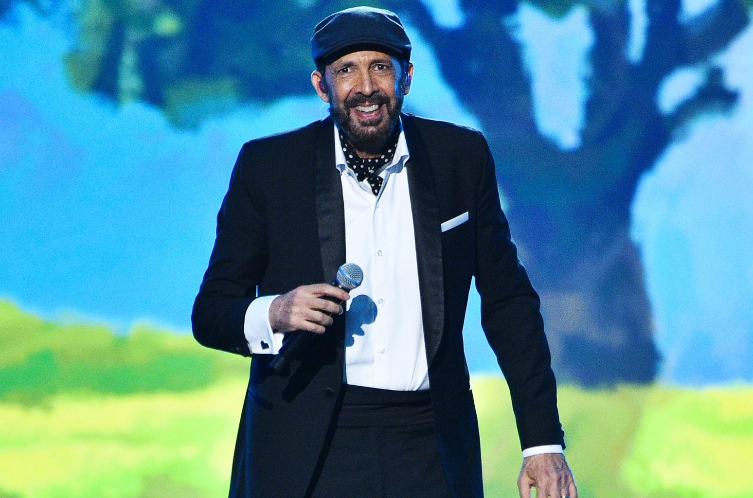 Juan Luis Guerra, Latin Recording Academy, Person of the Year gala