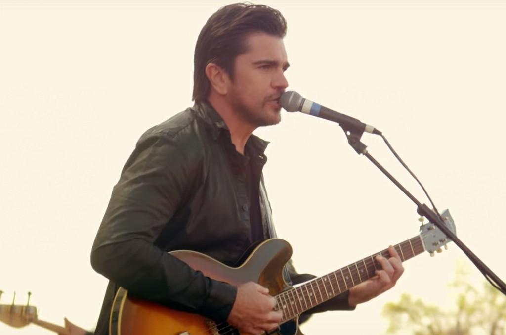 """Juanes in the video for """"Juntos."""""""