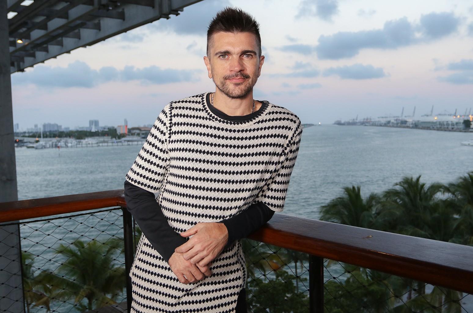 Juanes in 2017