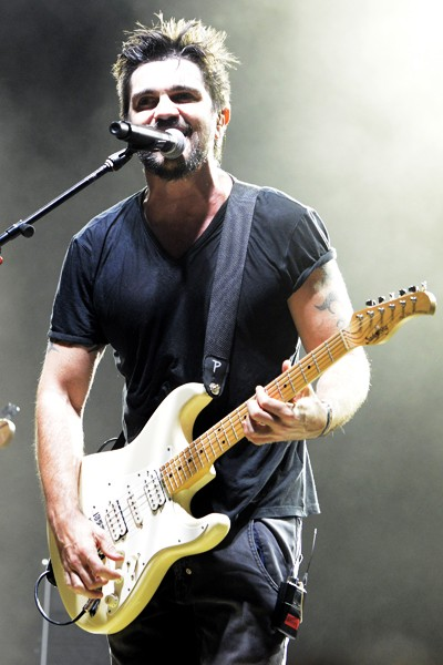 Austin City Limits 2014 -- Juanes