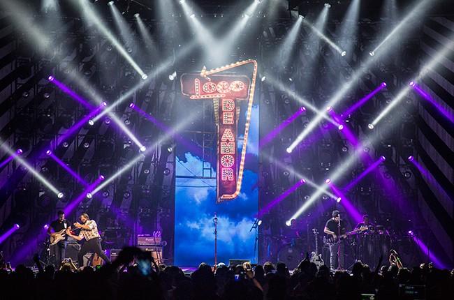 "Juanes' ""Loco de Amor"" tour"