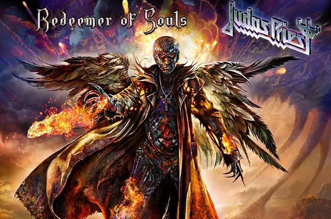 """Judas Priest """"Redeemer of Souls"""""""