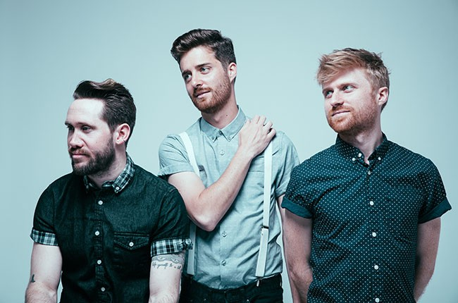 Jukebox the Ghost, 2014.
