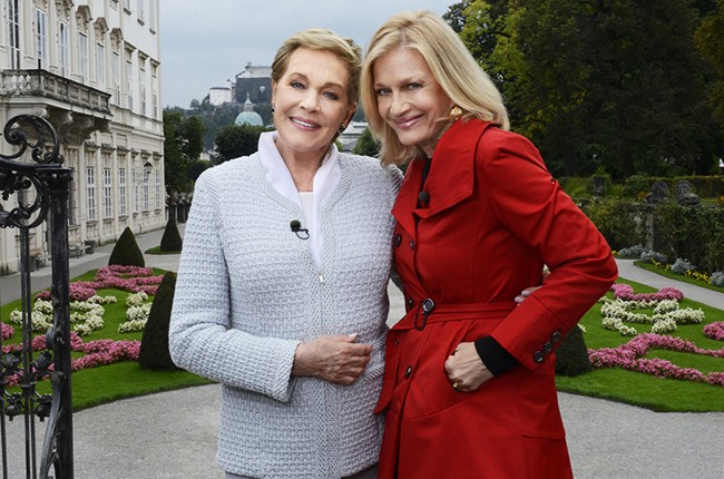 """""""The Untold Story of The Sound of Music"""" Julie Andrews"""
