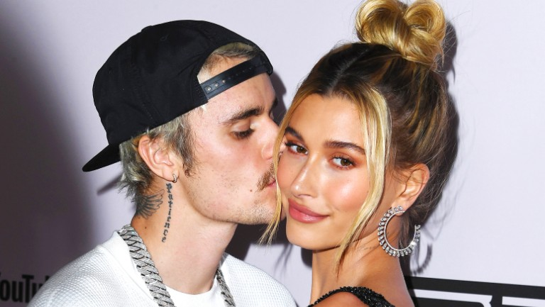 Justin Bieber Pens Lovey-Dovey Letter to Wife Hailey While She's ...