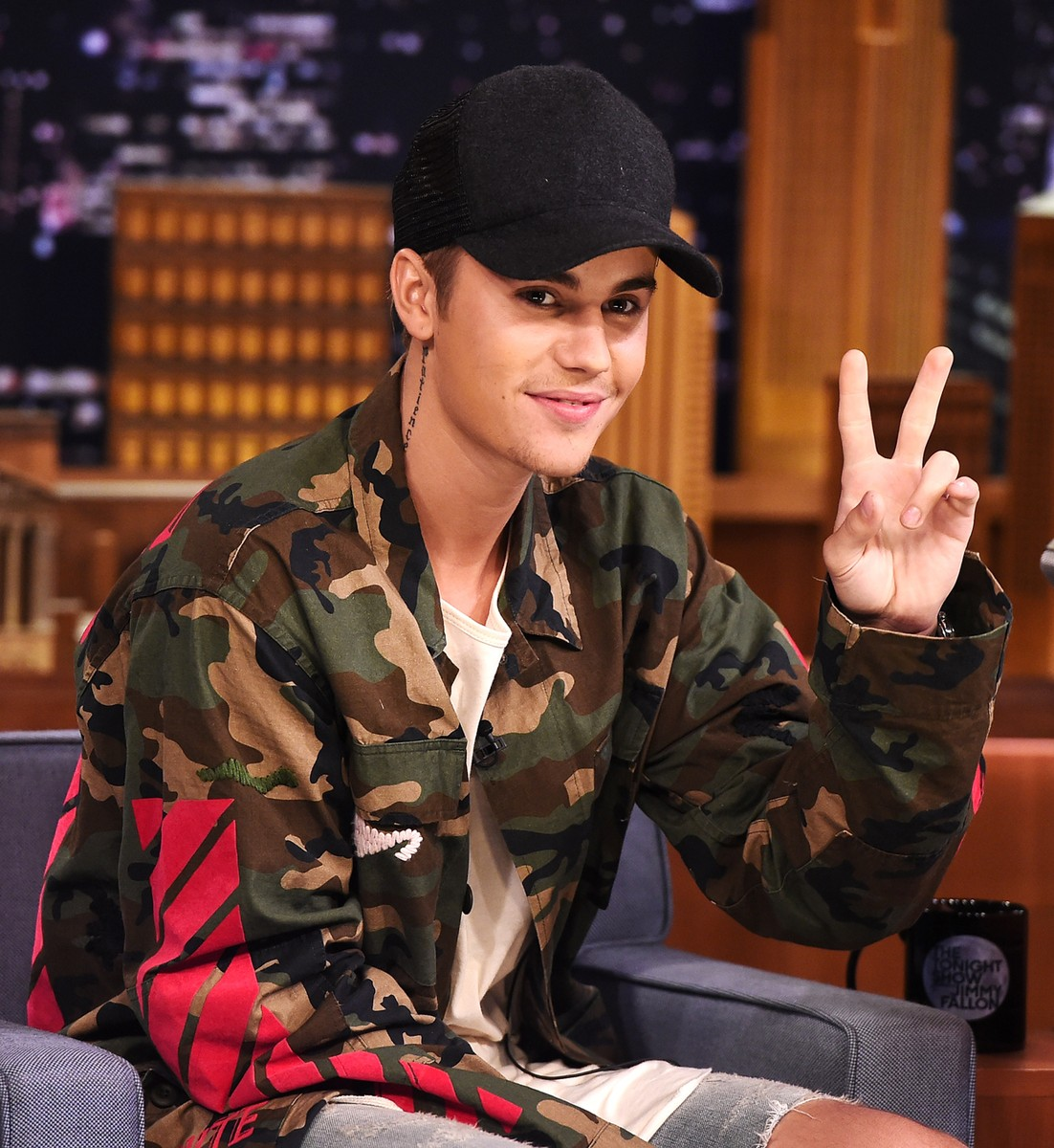 Justin Bieber, The Tonight Show Starring Jimmy Fallon