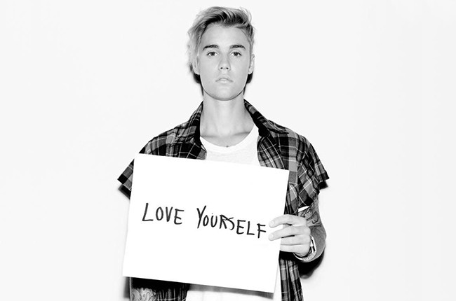 Justin Bieber Love Yourself