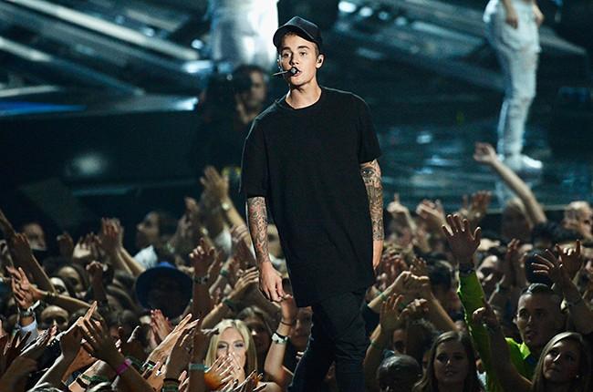 Justin Bieber MTV
