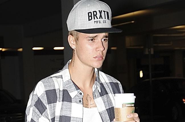 Justin Bieber, 2014.