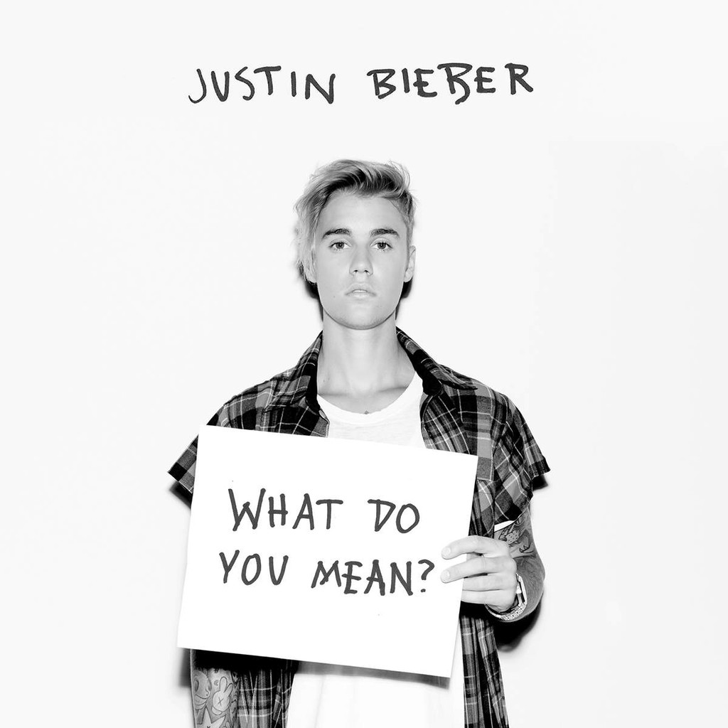 "Justin Bieber's ""What Do You Mean?"""