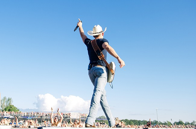 Justin Moore 2015