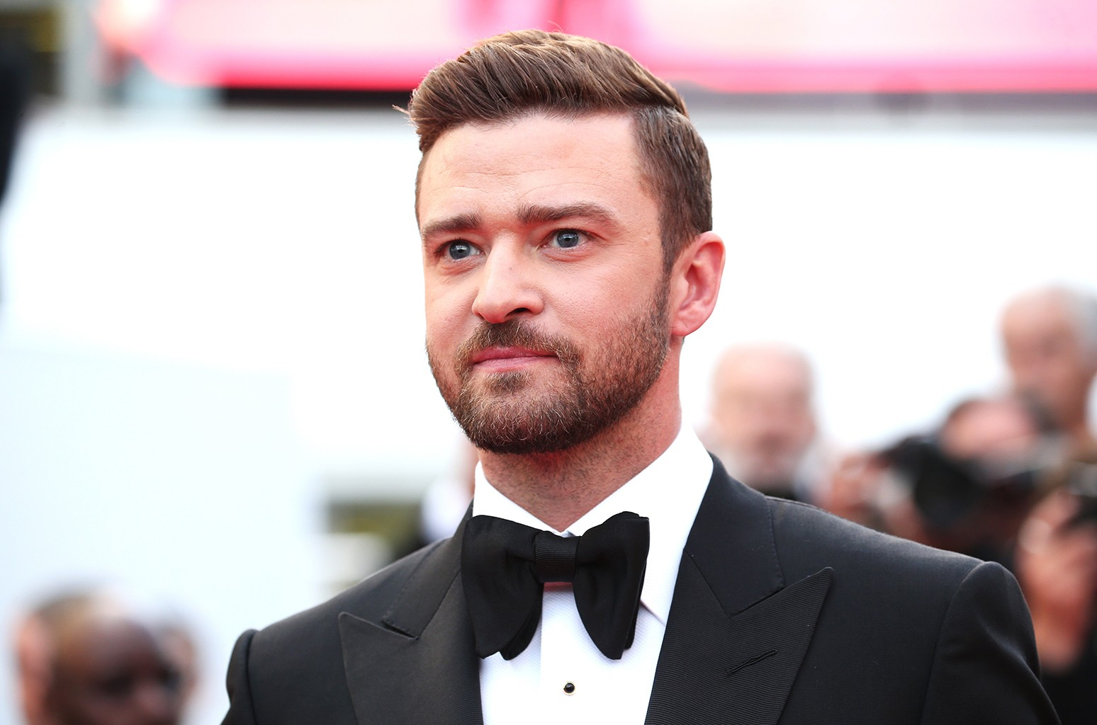 Justin Timberlake during the 69th annual Cannes Film Festival