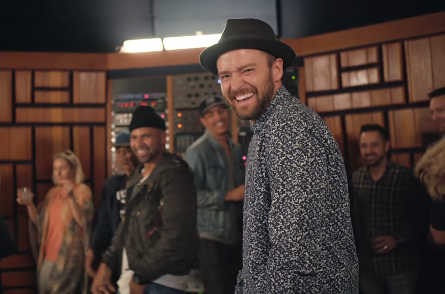 """""""Can't Stop the Feeling!,"""" Justin Timberlake"""