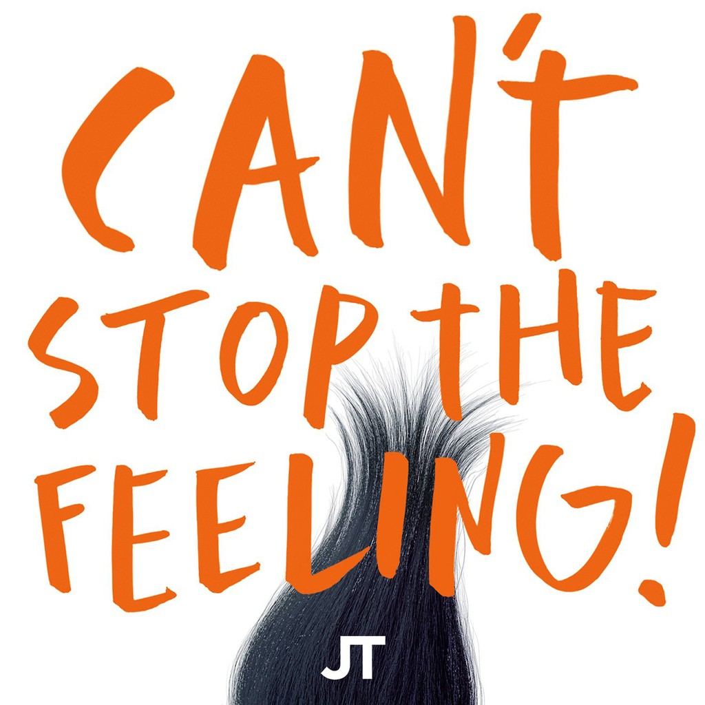"Justin Timberlake, ""Can't Stop The Feeling!"""