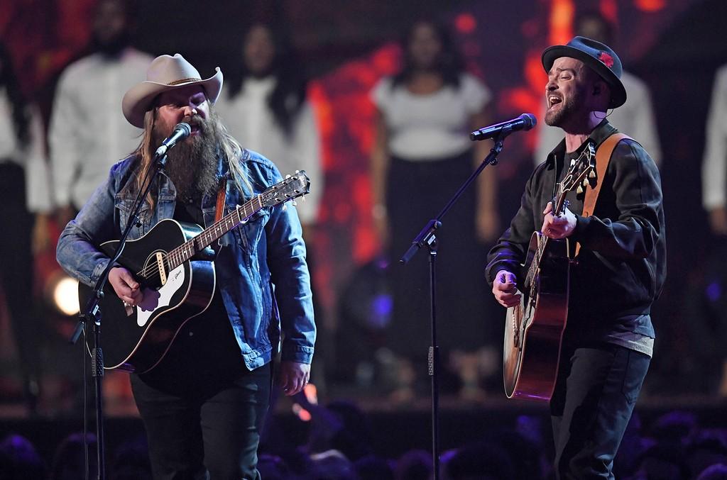 Chris Stapleton & Justin Timberlake