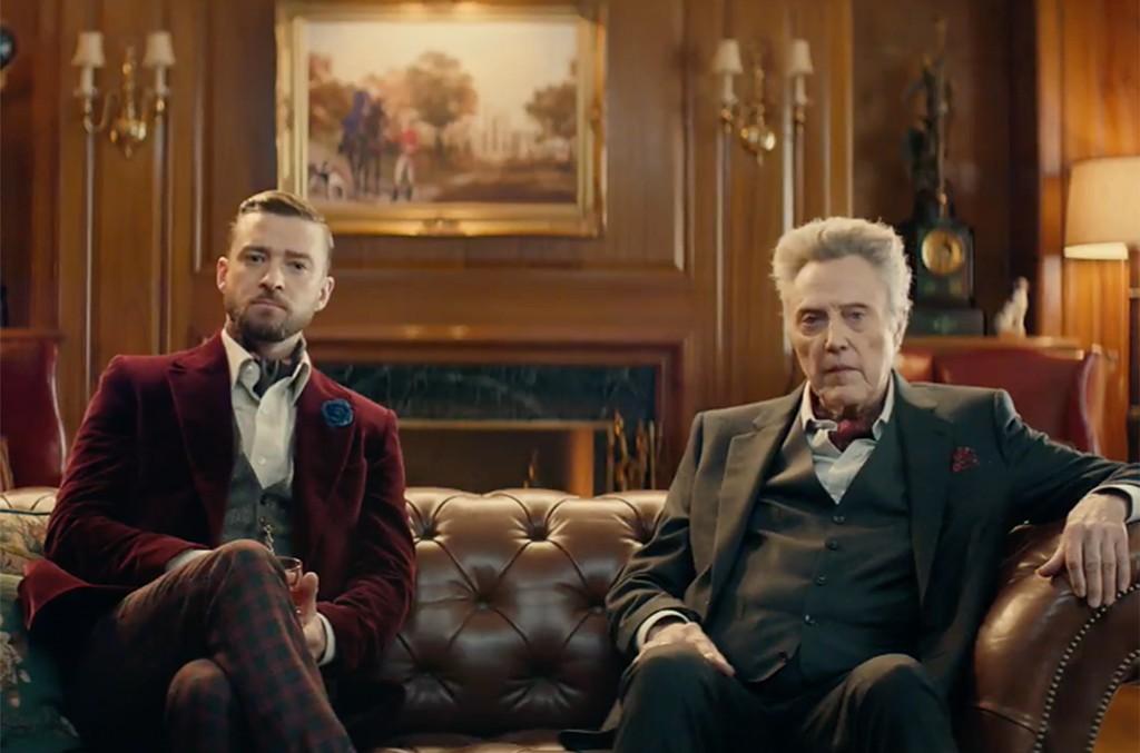 Bai 2017 Big Game Ad Starring Justin Timberlake & Christopher Walken