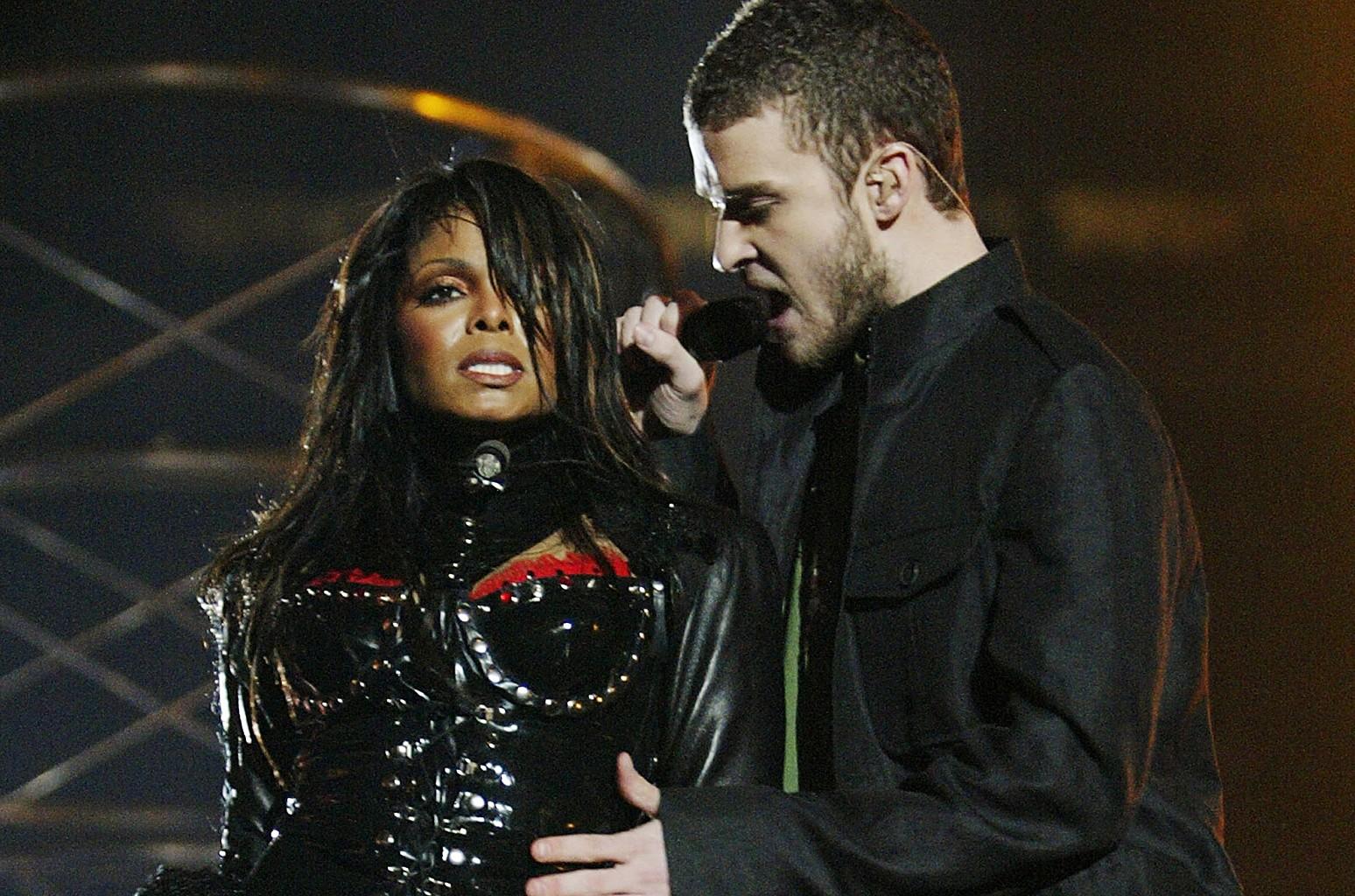 Janet Jackson & Justin Timberlake, 2004