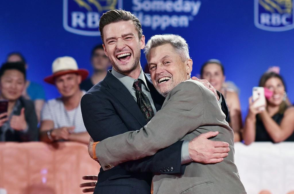 Justin Timberlake & Jonathan Demme