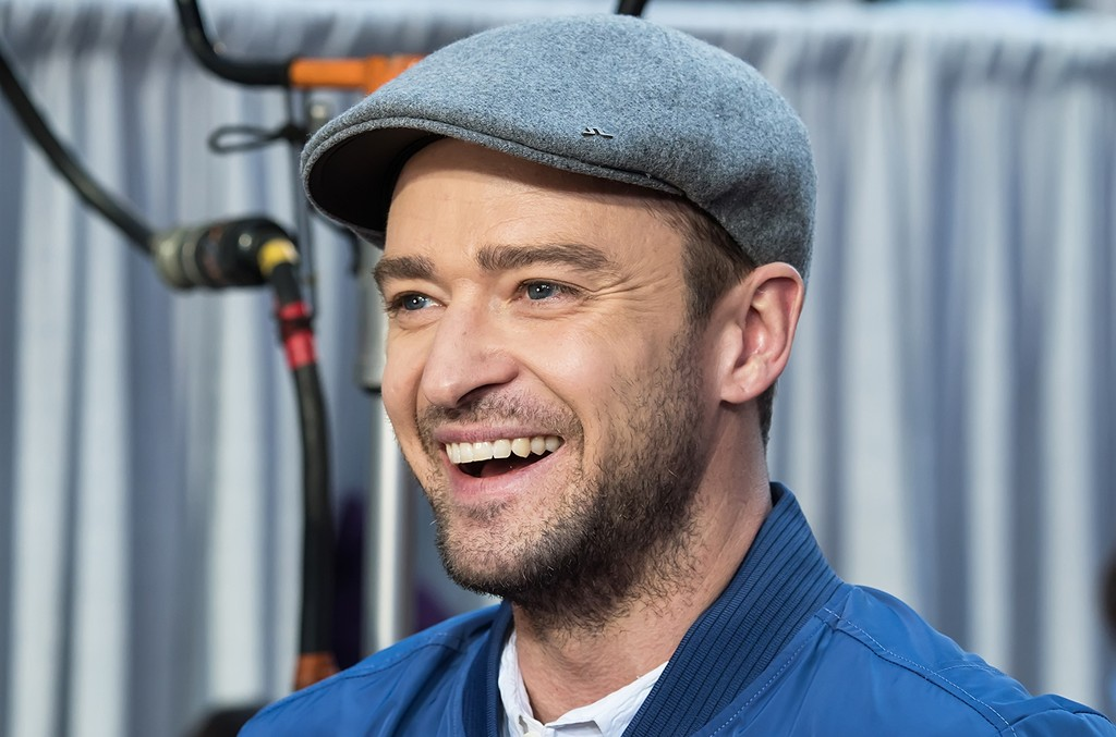 Justin Timberlake in 2016