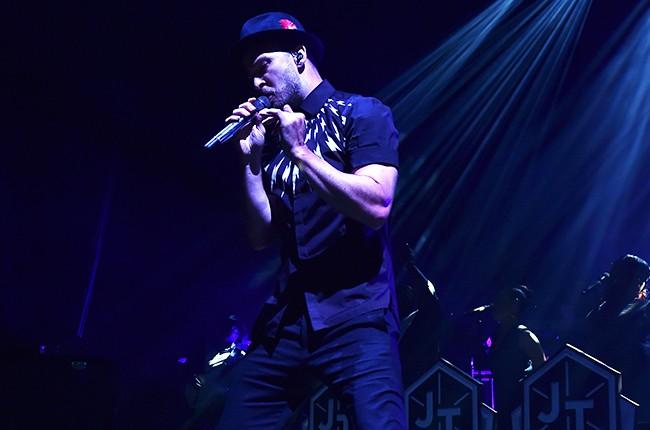 Justin Timberlake Priceless Access, 2014