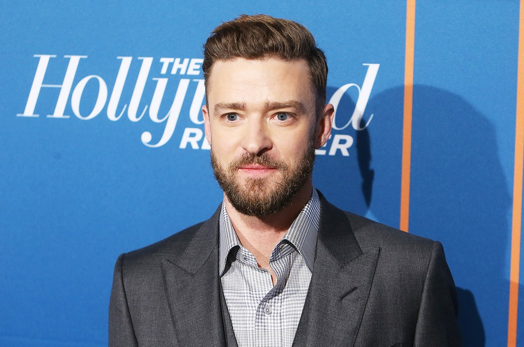 Justin Timberlake arrives at The Hollywood Reporter 5th Annual Nominees Night held at Spago on Feb. 6, 2017 in Beverly Hills, Calif.