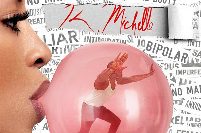 K. Michelle More Issues Than Vogue