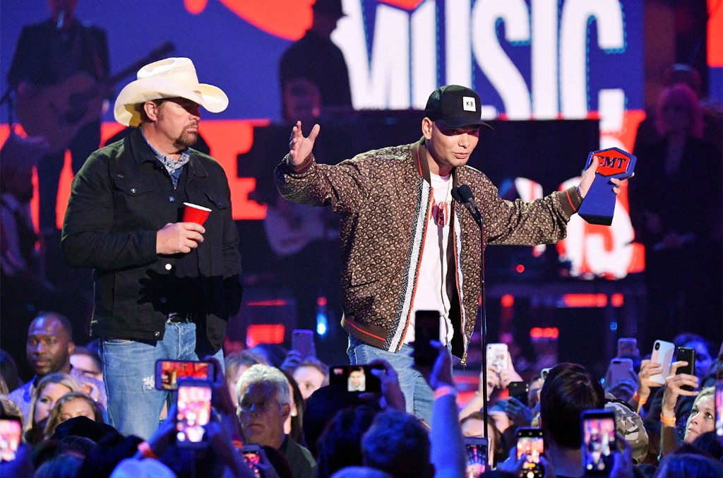 Toby Keith and Kane Brown