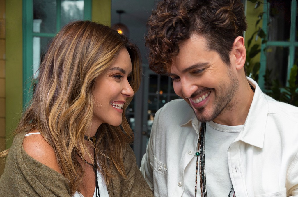 Kany García and Tommy Torres
