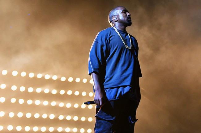 kanye west, 2015 iHeartRadio Music Festival