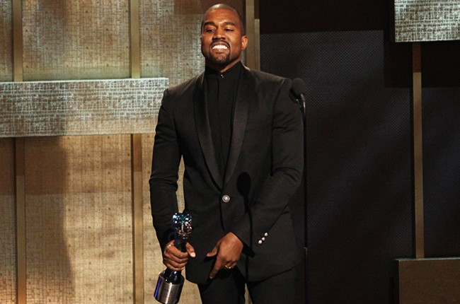 How many times kanye west on the bet awards aiding and abetting criminal code canada