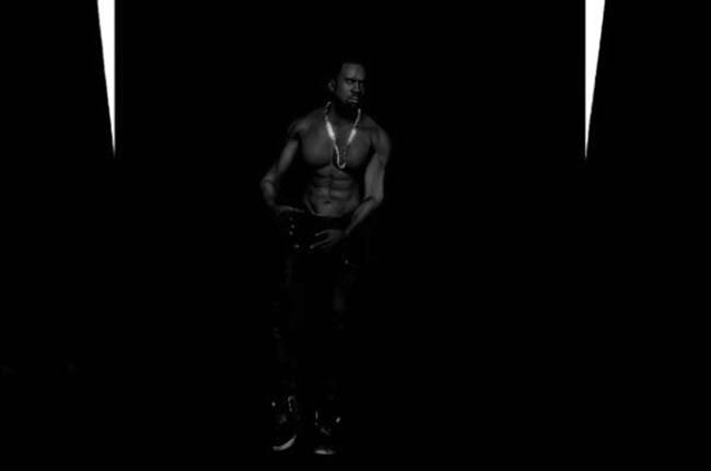Kanye West Black Skinhead Cgi Video Lands Online Billboard