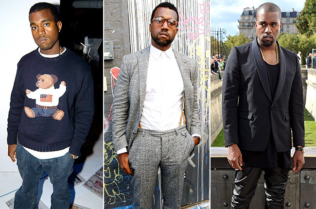 Kanye West's Fashion Evolution | Billboard
