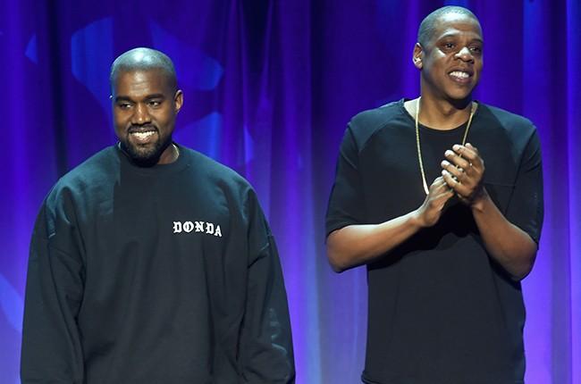 Kanye West Jay Z Tidal 2016