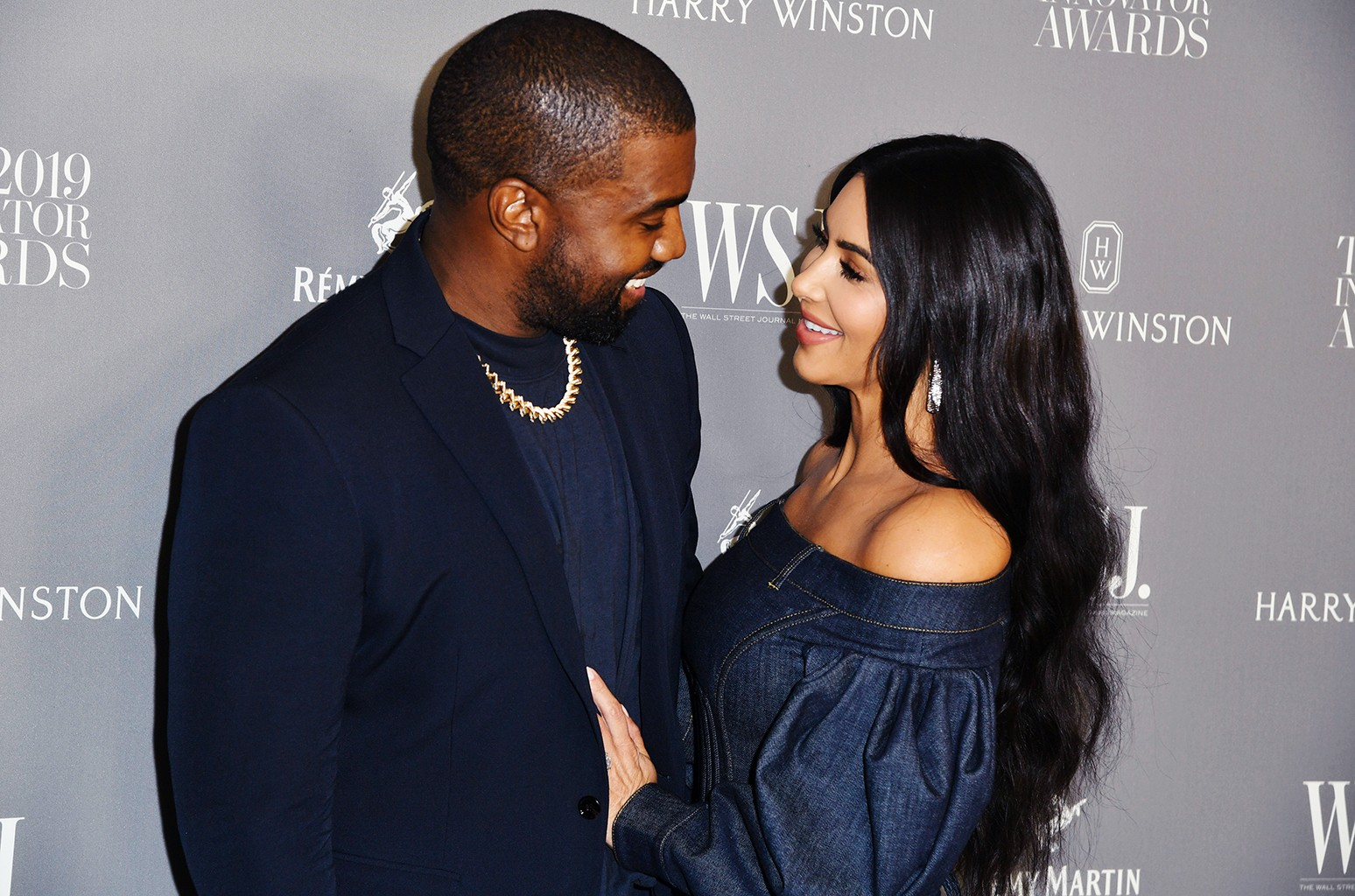 Kanye West Gifts Kim Kardashian With a Hologram of Her Late Father for Her Birthday