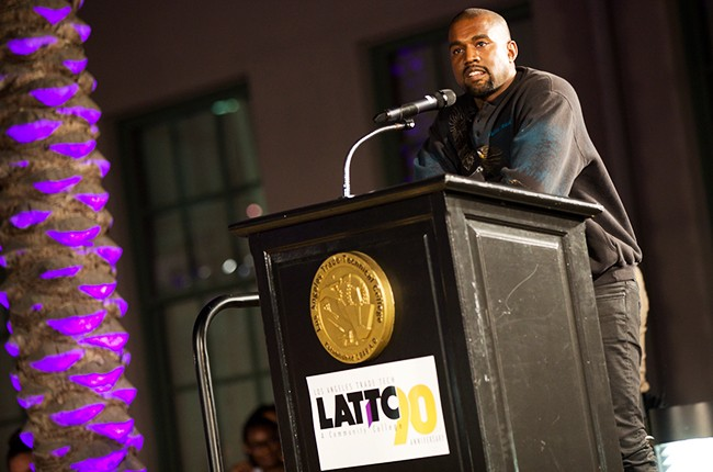 Kanye West graduation speech at Los Angeles Trade Technical College LATTC 2015