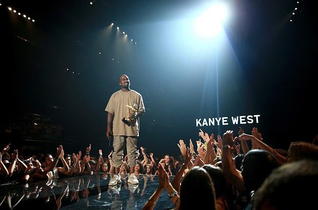 Kanye West MTV VMAs 2015