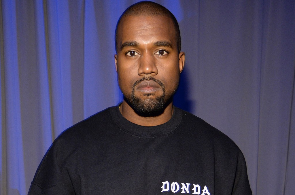 Kanye West in 2015