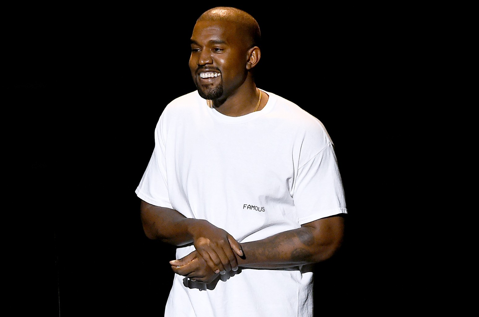 Kanye West Tweets Photo Referencing Feud With Taylor Swift Captions It Unity Love Billboard