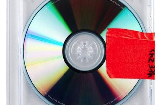 Kanye West Yeezus Cover